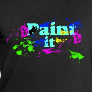Paintball-Paint It - Männer Sweatshirt von Stanley & Stella
