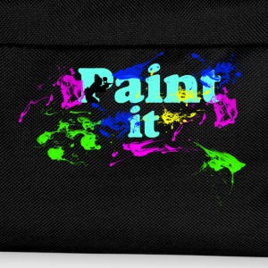 Paintball-Paint It - Kinder Rucksack