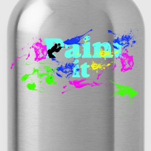 Paintball-Paint It - Trinkflasche