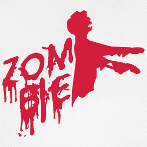 Zombie of undead design T-Shirts - Baseball Cap