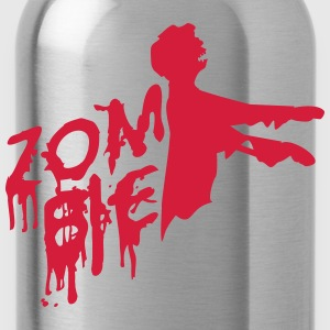 Zombie of undead design T-Shirts - Water Bottle
