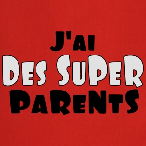 SUPER PARENTS - Tablier de cuisine