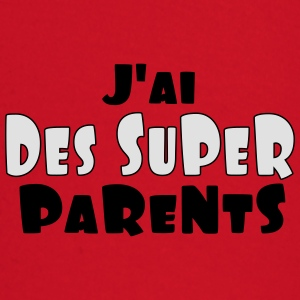 SUPER PARENTS - T-shirt manches longues Bébé
