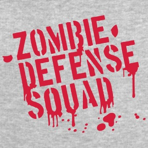Zombie Defense Squad Blood Graffiti T-Shirts - Men's Sweatshirt by Stanley & Stella
