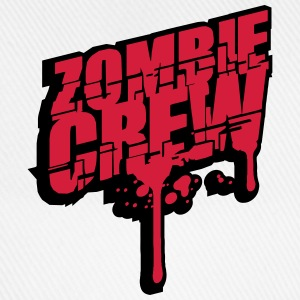Zombie crew blood drop undead T-Shirts - Baseball Cap