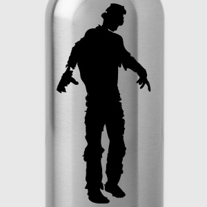 Zombie of undead man T-Shirts - Water Bottle