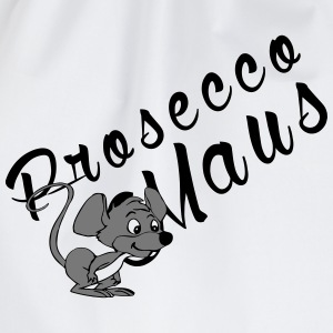 Prosecco Maus T-Shirts - Turnbeutel
