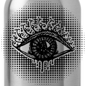 Eye, symbol protection, wisdom, healing & strength T-Shirts - Water Bottle