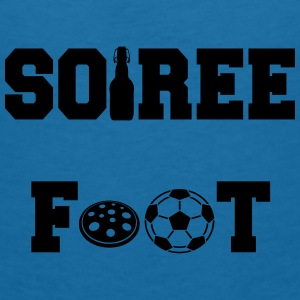 Soiree foot Accessories - Women's V-Neck T-Shirt