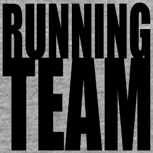 Running team group crew runner T-Shirts - Men's Premium Longsleeve Shirt