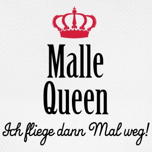 Malle Queen (ext., 2c) T-Shirts - Baseball Cap