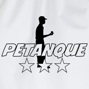 Pétanque Shirts - Drawstring Bag