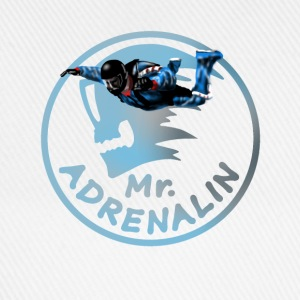 Mr  Adrenalin Skydive T-shirts - Baseballcap