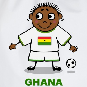 Football player - Ghana  Shirts - Drawstring Bag