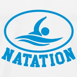 Natation Sweats - T-shirt Premium Homme