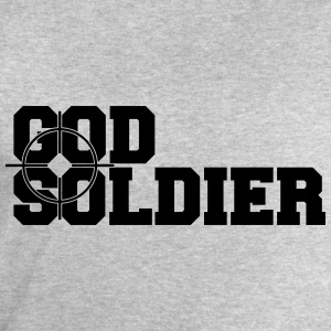 God Soldier Sniper Vision T-Shirts - Men's Sweatshirt by Stanley & Stella