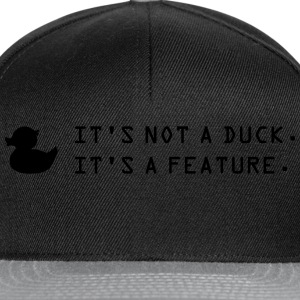 it's not a duck Tops - Snapback Cap