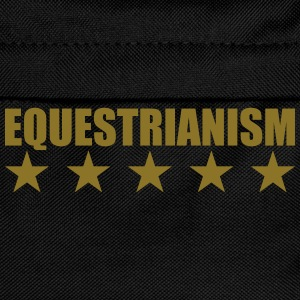 Equestrianism T-Shirts - Kids' Backpack