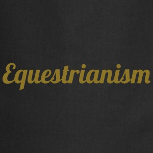 Equestrianism Shirts - Cooking Apron