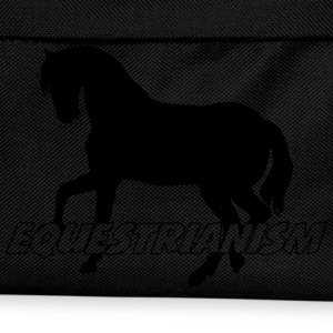Equestrianism Shirts - Kids' Backpack