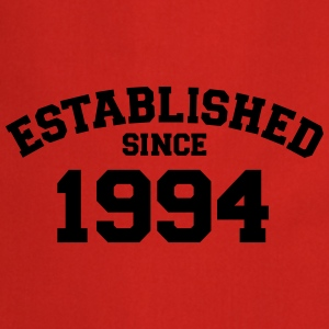 Established 1994 T-Shirts - Kochschürze