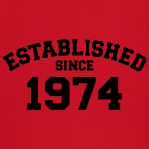 Established 1974 T-Shirts - Baby Langarmshirt