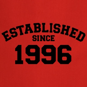 Established 1996 T-Shirts - Kochschürze