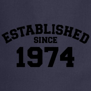Established 1974 T-Shirts - Kochschürze