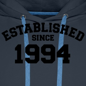 Established 1994 T-Shirts - Männer Premium Hoodie