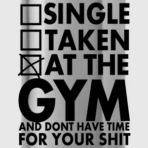 Single, Taken, At The Gym And Don´t Have Time - Drinkfles