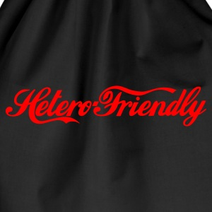 hetero friendly - Sacca sportiva