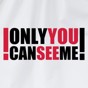 only you can see me - Sportstaske