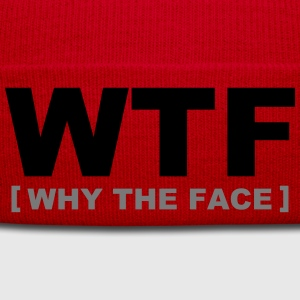 WTF - why the face - Winterhue