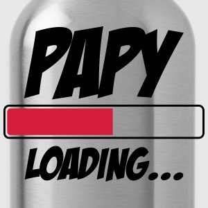 Papy Loading... Tee shirts - Gourde