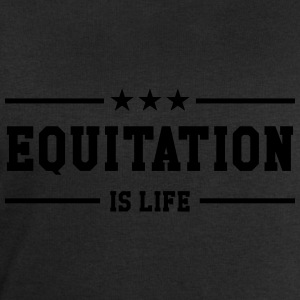 Equitation is life ! Tee shirts - Sweat-shirt Homme Stanley & Stella