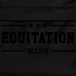 Equitation is life ! Tee shirts - Sac à dos Enfant