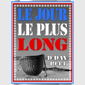 le jour le plus long d day 1944 Tee shirts - Gourde