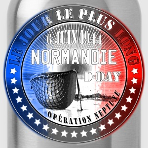 le jour le plus long normandie d day 1944 Tee shirts - Gourde