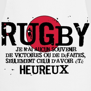 Rugby Came Tee shirts - Tablier de cuisine