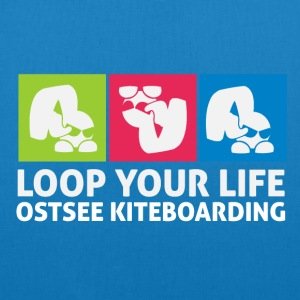 Loop your Life - Bio-Stoffbeutel