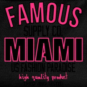 Famous Miami Tops - Kinder Rucksack