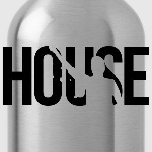 house T-shirts - Drinkfles