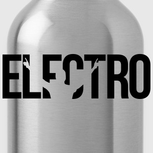 electro T-shirts - Drinkfles