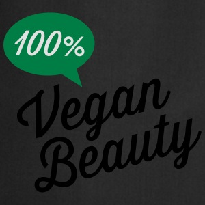 100% Vegan Beauty T-shirts - Keukenschort