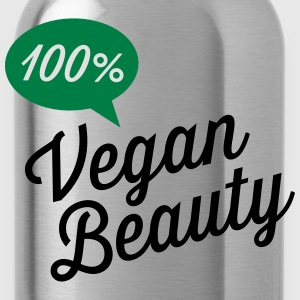 100% Vegan Beauty T-shirts - Drinkfles
