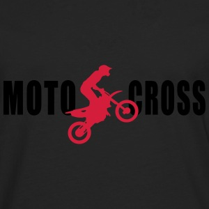 air Motocross Sweat-shirts - T-shirt manches longues Premium Homme