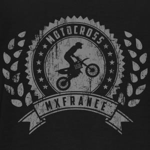 Motocross Retro Champion Sweat-shirts - T-shirt Premium Homme