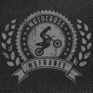 Motocross Retro Champion Sweat-shirts - Casquette snapback