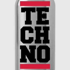 Techno Pullover & Hoodies - Trinkflasche