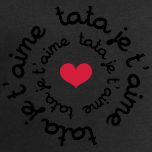 je t'aime Tata ! Tee shirts - Sweat-shirt Homme Stanley & Stella